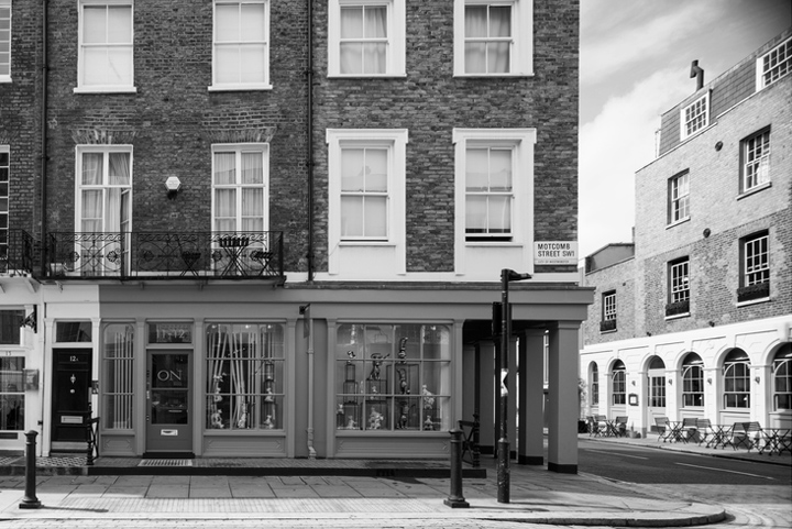 187 On Motcomb Store By Ammar Basheir London