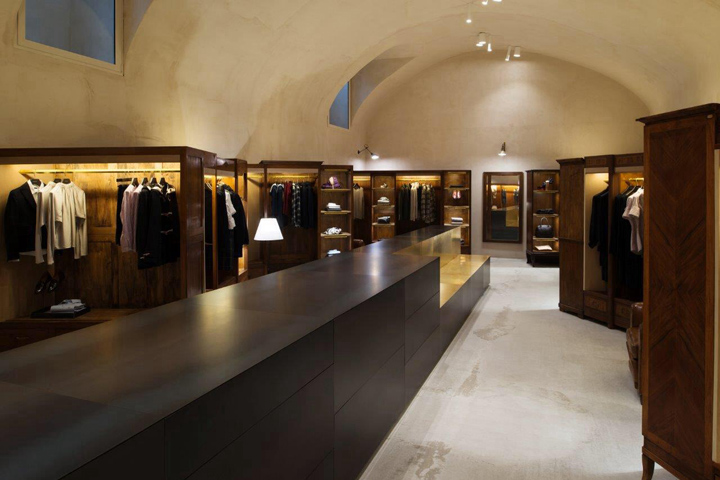 187 Osgood Store By Storage Associati Turin Italy