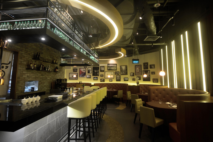 187 Oushin Japanese Steak House By Jp Concept Singapore