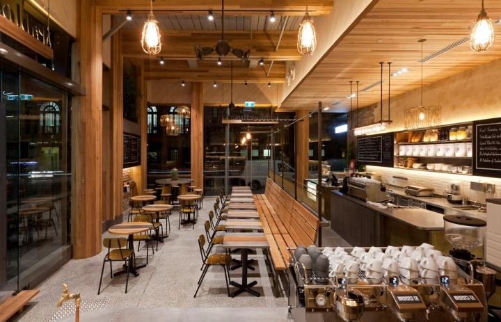 Saxon Wright Was Looking To Take His Existing Boutique Roaster Business The Next Level By Opening A Flagship Within Sydney Cbd