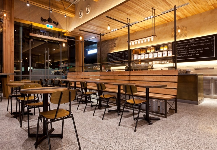 Pablo amp Rustys Caf By Giant Design Sydney Australia
