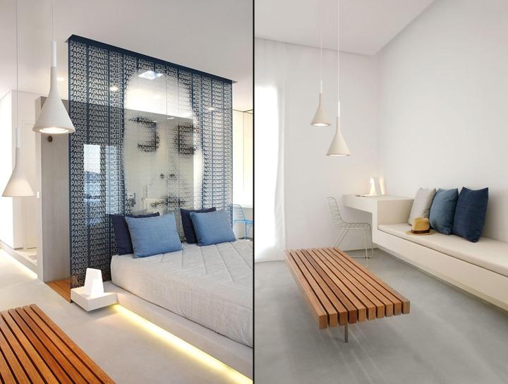 Paros pagani hotel by a31 architecture krotiri greece for Design hotel 4 stars