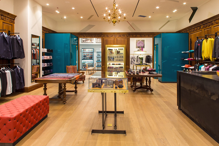 Paul Smith Has Revamped Its Flagship Store At The Dubai Mall, The Biggest  Of Its Kind On The Planet And One Of Dubaiu0027s Most Popular Shopping  Destinations.