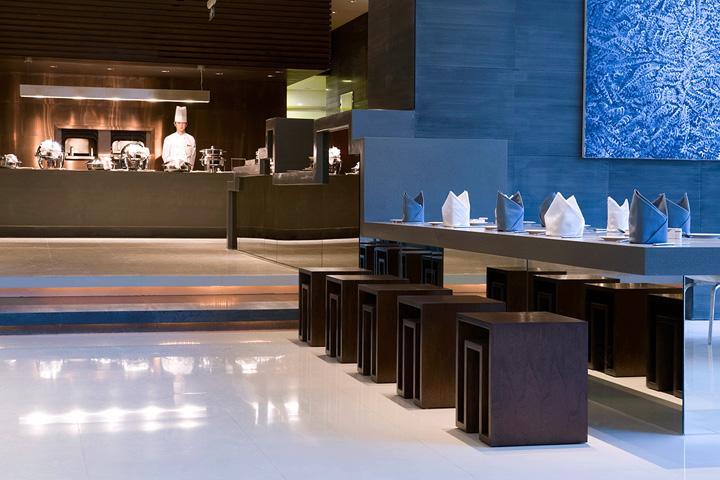 Radisson hotel by hassell shanghai china retail for Design hotel shanghai