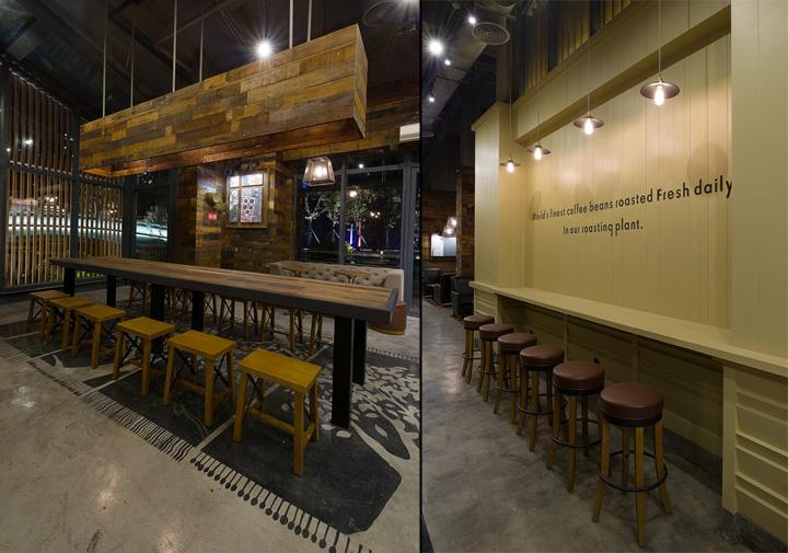 Starbucks Chengdu Tianfu Riverfront Store China Retail