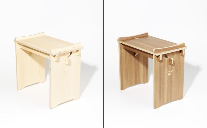 System-S Stool by Wayfarer Furniture