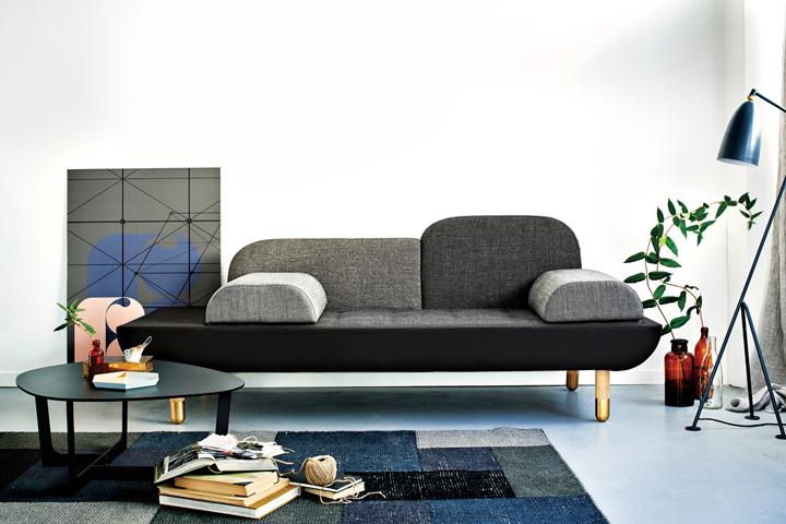 Toward Sofa By Anne Boysen For Erik J 248 Rgensen