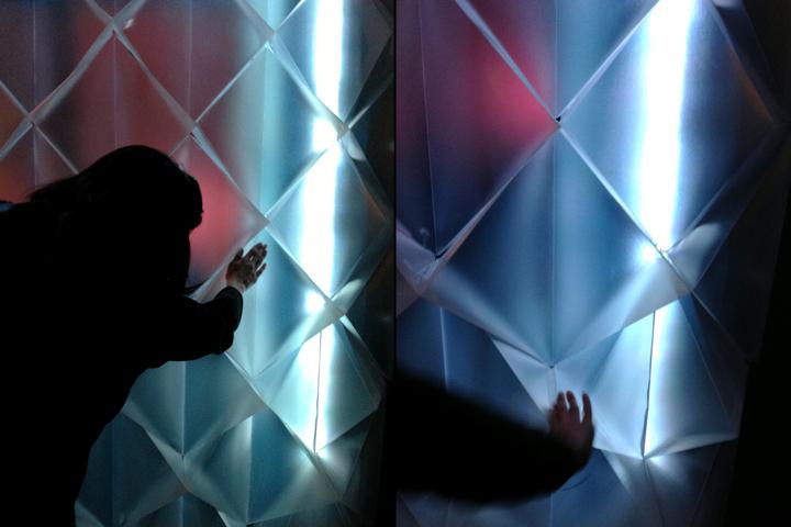 187 Temporary Portable Facade By Mahsa Vanaki Studio
