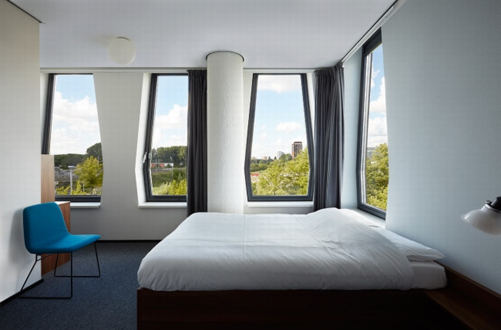 The Student Hotel by staat Amsterdam Netherlands 06 The Student Hotel by …,staat, Amsterdam   Netherlands