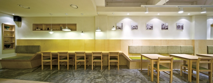 Tokyo Curry Japanese Restaurant By Friends Design Seoul