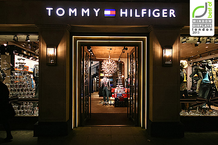 tommy hilfiger retail design blog. Black Bedroom Furniture Sets. Home Design Ideas