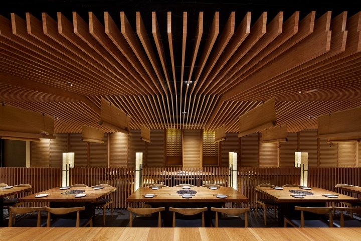 Tsuruichi Yakiniku is a popular Japanese-style barbecue restaurant, located in the eastern part of Osaka, Japan, the crane bridge area, famous for its ...
