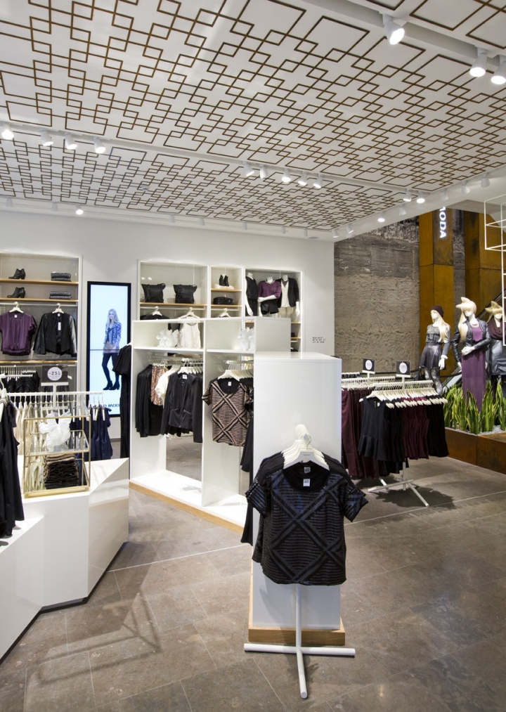 187 Vero Moda Flagship Store At K 246 Nigstrasse By Riis Retail