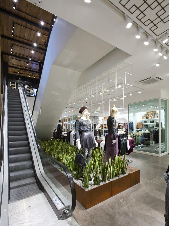 187 Vero Moda Flagship Store At K 246 Nigstrasse By Riis Retail