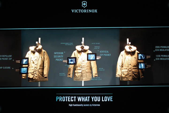 Victorinox 187 Retail Design Blog