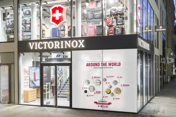 Victorinox Swiss Army Knife Campaign By Dfrost 187 Retail