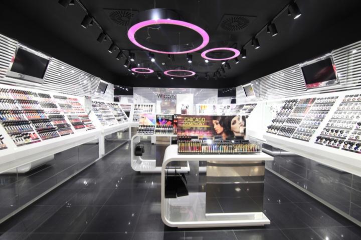 意大利Wjcon化妆品店面设计