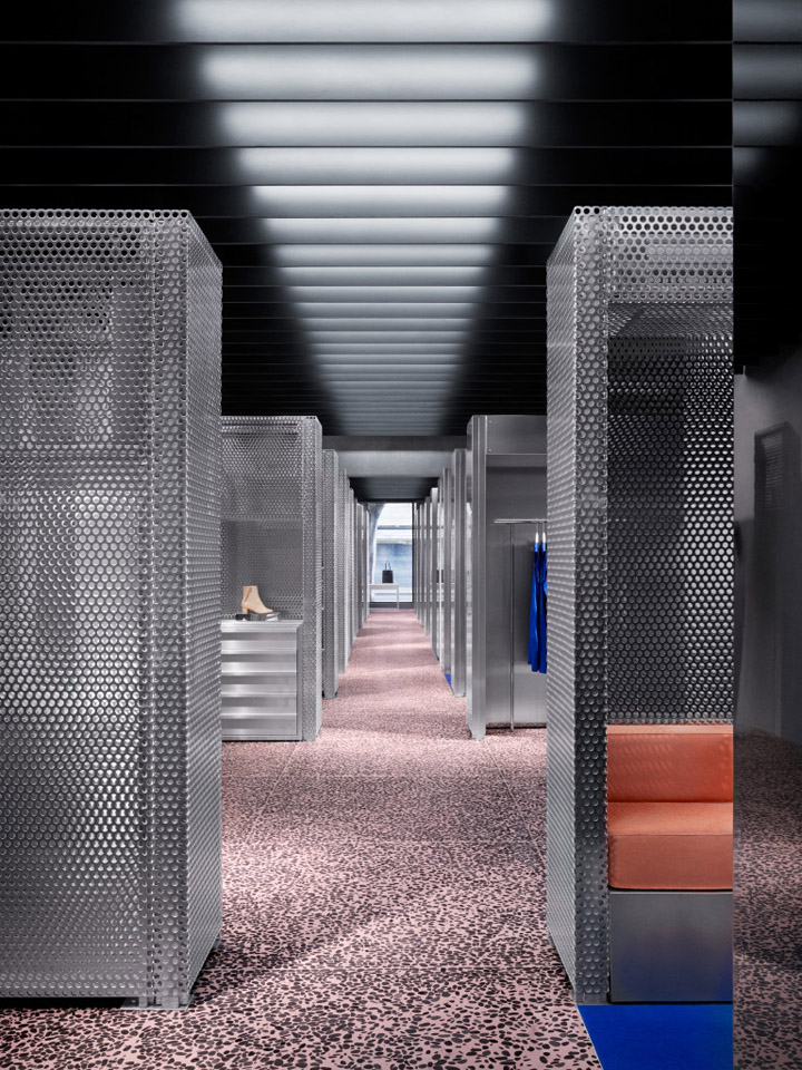 187 Acne Studios Store By Bozarthfornell Architects Los
