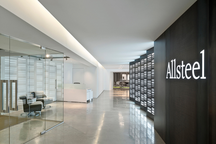 Allsteel Resource Center By Hickok Cole Architects Washington DC