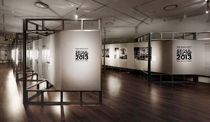 Gallery Space Design Bartlett Seoul Show 20...
