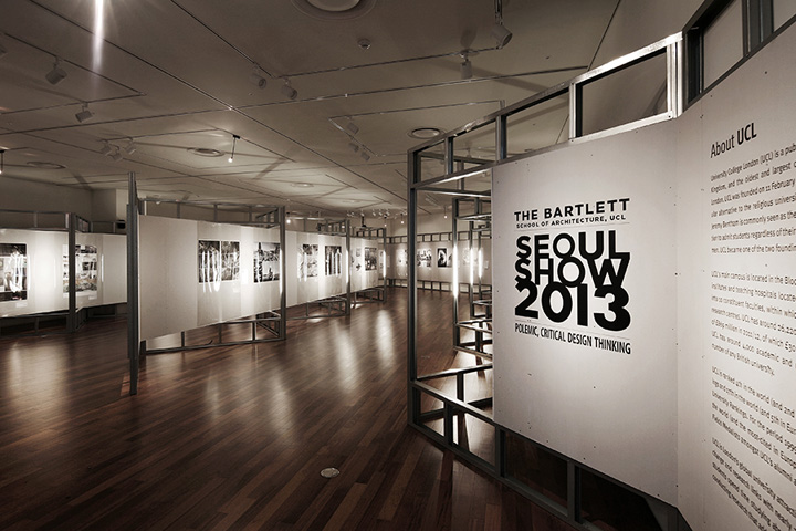 187 Bartlett Seoul Show 2013 Exhibition By Atelier Archi