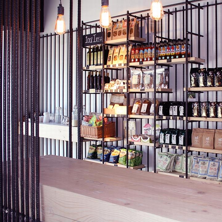 187 Bear Market Coffee By Vav Architects Dublin Ireland