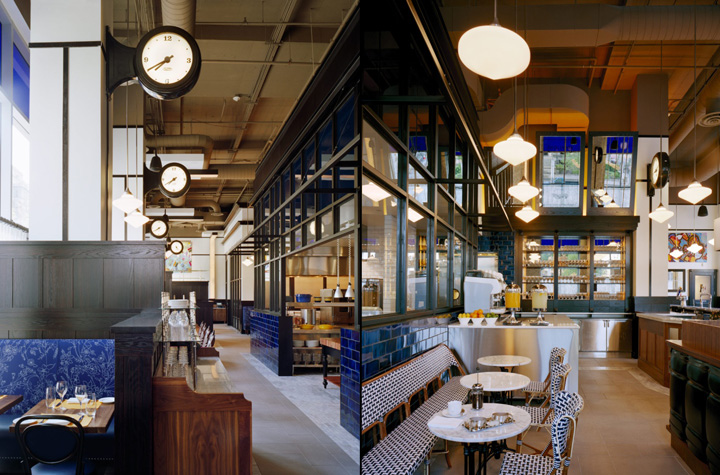 Brasserie Beck By Core Architecture Washington Dc