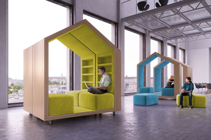 Breakout Areas Break Out Furniture By Dymitr Malcew