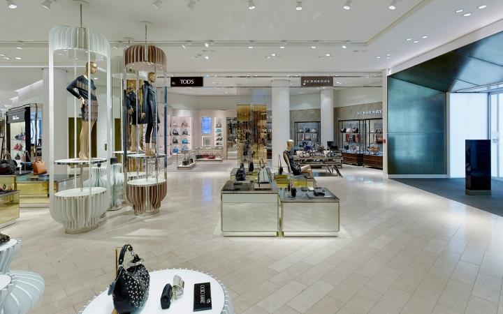 breuninger flagship store by hmkm d sseldorf germany. Black Bedroom Furniture Sets. Home Design Ideas