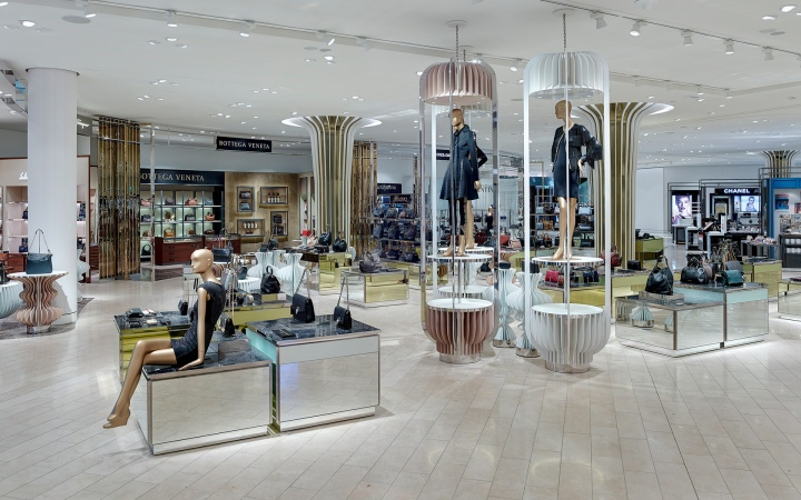 breuninger flagship store by hmkm d sseldorf germany retail design blog. Black Bedroom Furniture Sets. Home Design Ideas