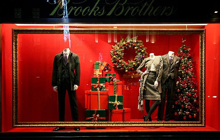 187 Brooks Brothers Windows 2013 Winter London