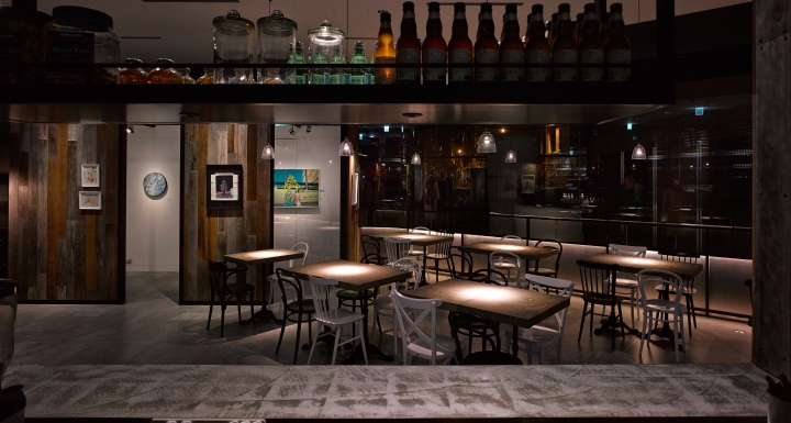 187 Caf 233 Showroom By Mw Design Taipei Taiwan