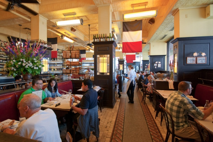 Cancan french brasserie by core architecture richmond