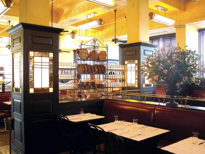 Restaurant Furniture Richmond Va : Cancan french brasserie by core architecture richmond