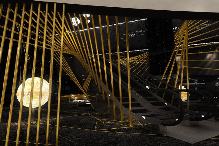 A S Design chengdu ifc cinema by as design chengdu china retail design