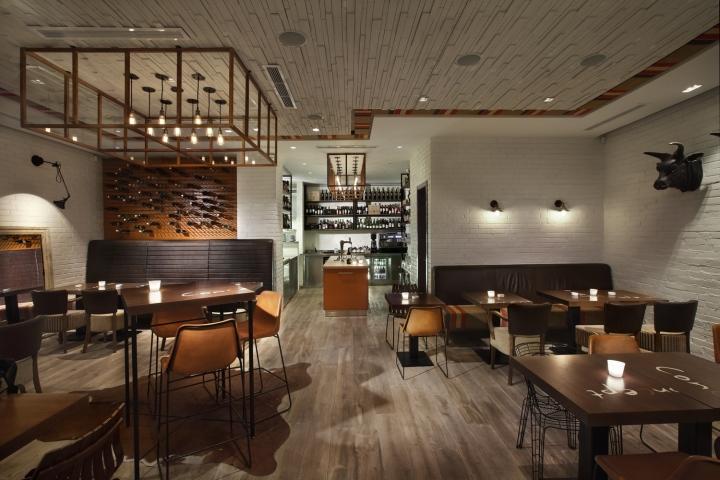 Concept restaurant by t design sofia bulgaria retail