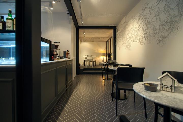 187 Dessert Cafe Pied By Nordic Bros Design Community