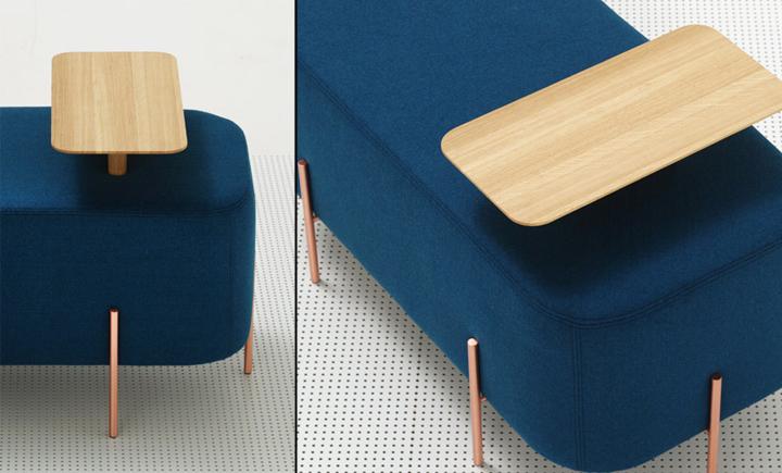 Elephant Poufs By Nadadora For Sancal 187 Retail Design Blog
