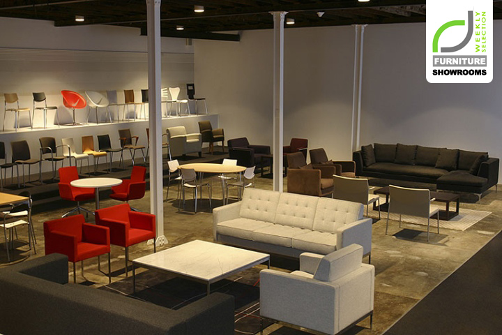 Furniture showroom retail design blog for Home design furniture store