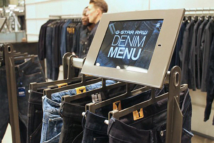 G Star Raw Concept Store At Oxford Street London 08