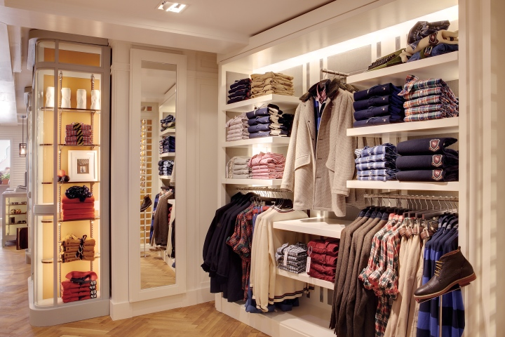 Gant Flagship Store By Prima Munich Germany 187 Retail