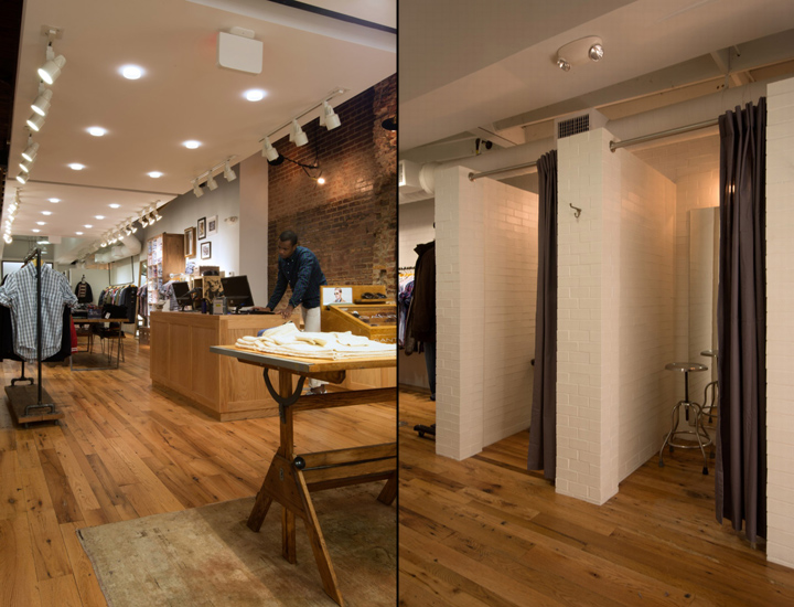Gant Store By Core Architecture Washington DC