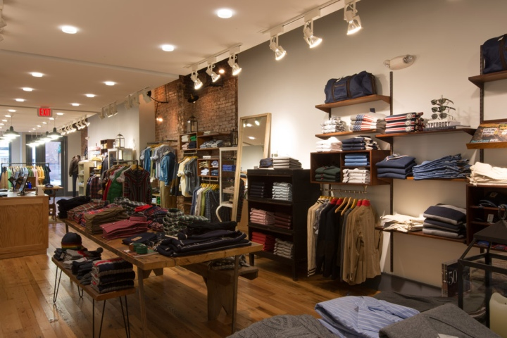 Gant store by Core Architecture, Washington, DC \u00bb Retail Design Blog