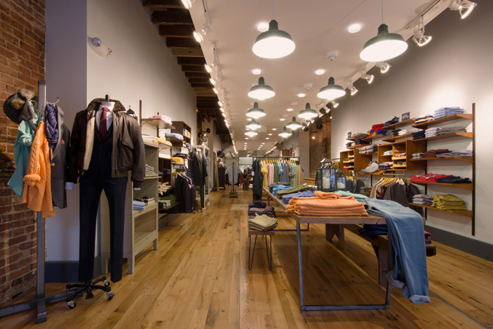 International Clothing Accessories And Home Dcor Retailer Gant Chose CORE To Consult Execute The Corporate Design Of Store Located At 3239 M