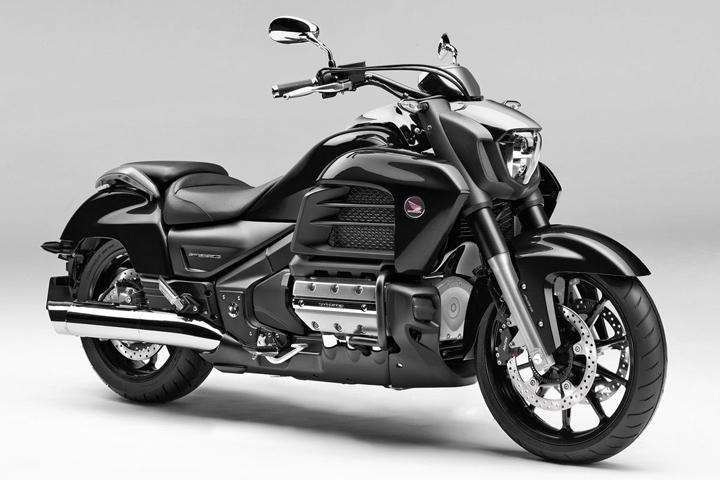 כולם חדשים Honda Gold Wing F6C Valkyrie Motorcycle TQ-83