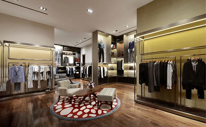 pics photos luxury fashion retail design blog