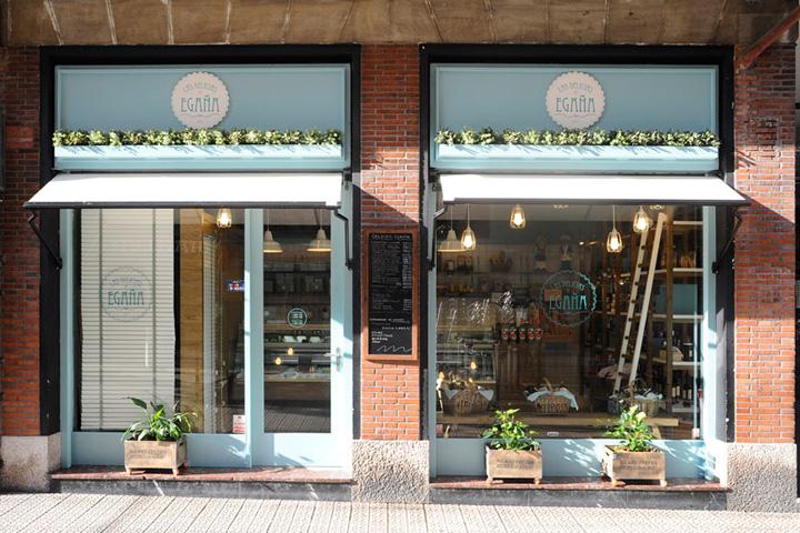 Las Delicias De Ega 241 A Grocery By Sube Bilbao Spain