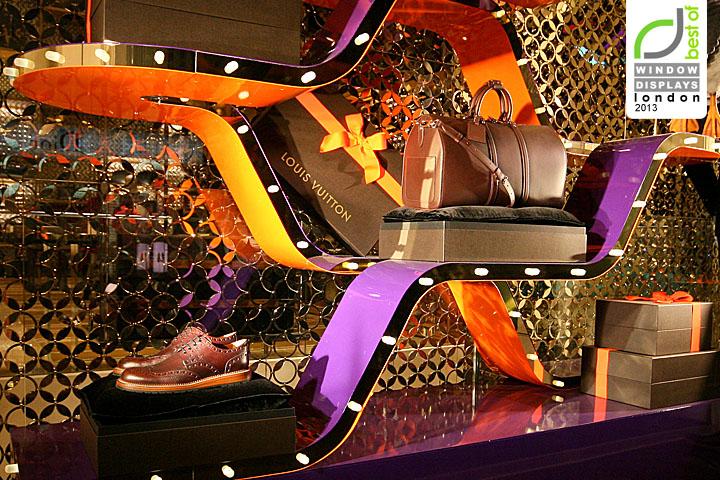 Louis Vuitton Windows 2013 Winter London