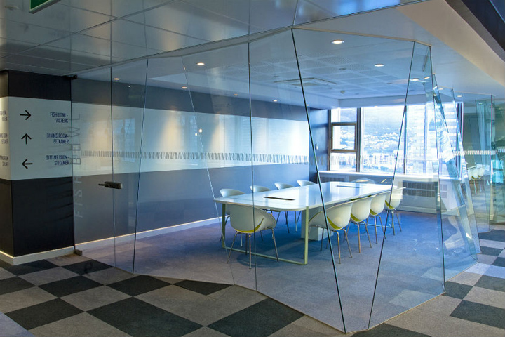 187 Media 24 Head Office By Inhouse Cape Town South Africa