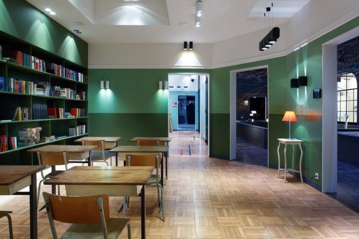 187 Furniture Showrooms Modular Academy Showroom Roeselare